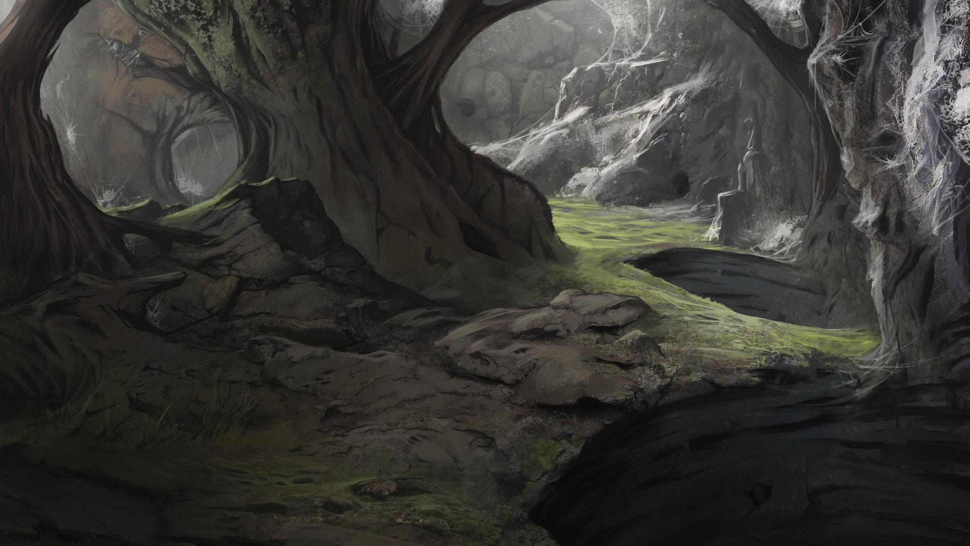 Holger schulz spider cave