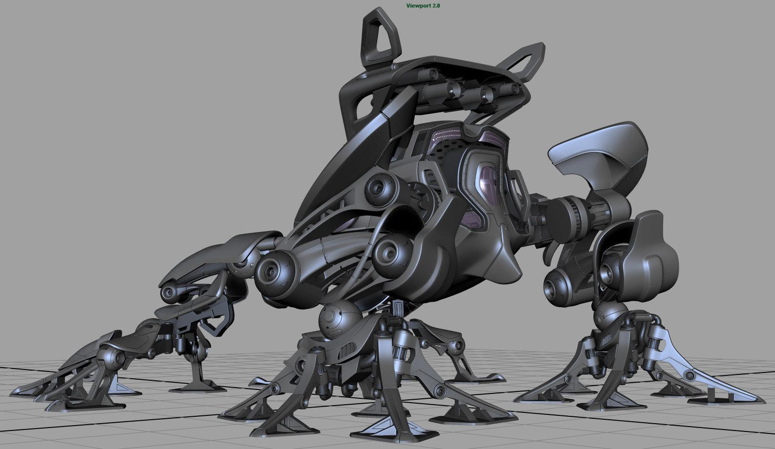 David letondor david letondor robot frog v14