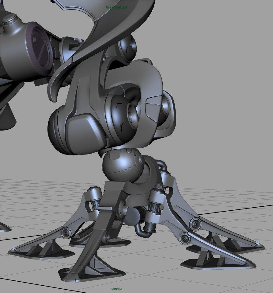 David letondor david letondor robot frog v18