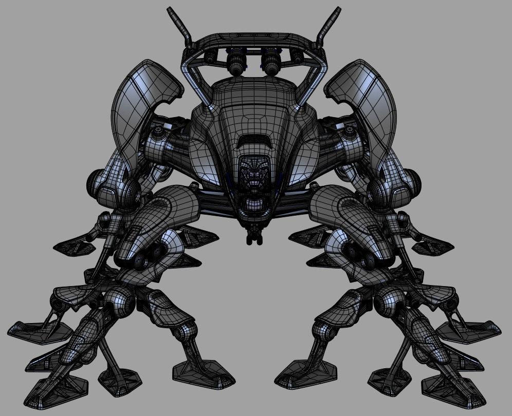 David letondor david letondor robot frog v7