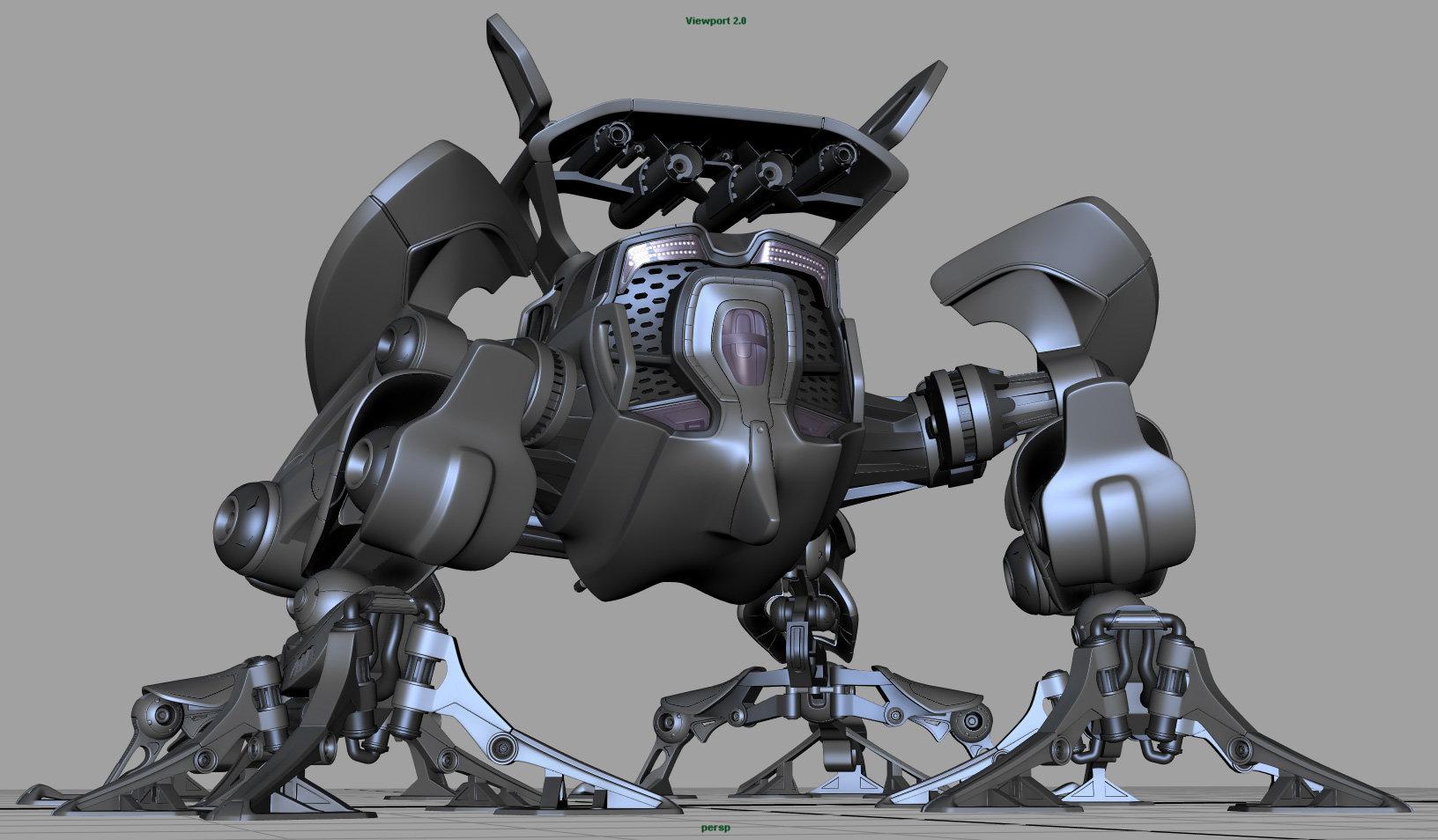 David letondor david letondor robot frog v10