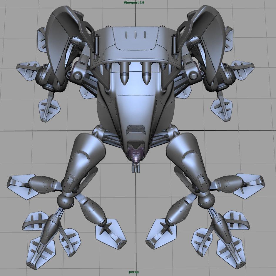 David letondor david letondor robot frog v12