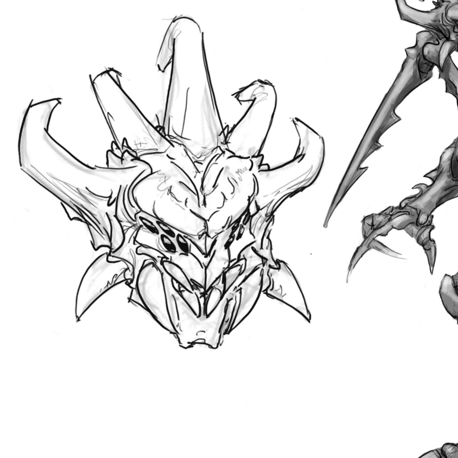 Head design