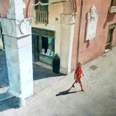 Paolo giandoso watercolor 03