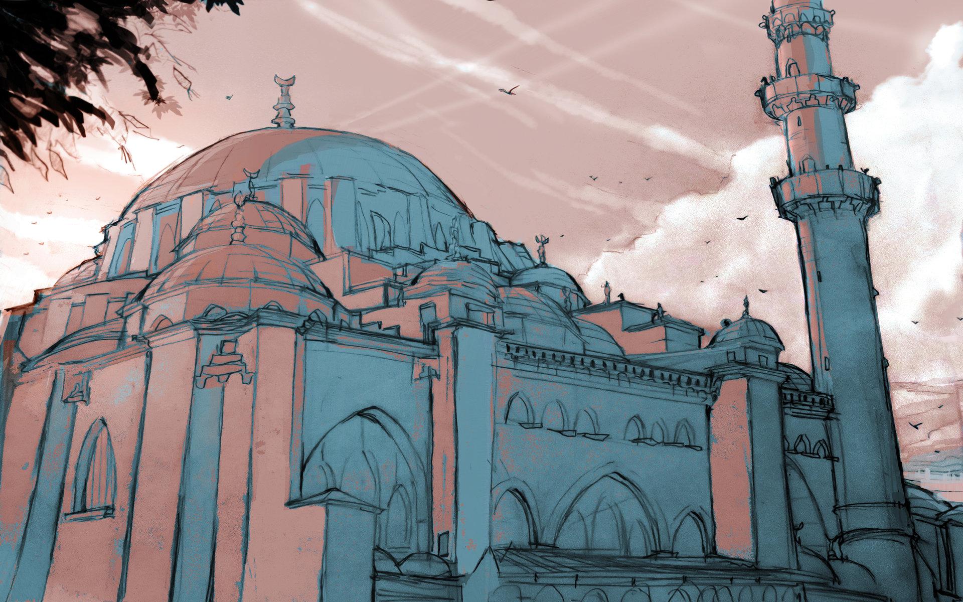 Nils nihils mosque