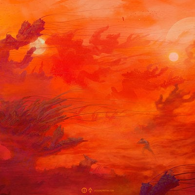 Gaetan weltzer desktopography2015 red planet final 1920