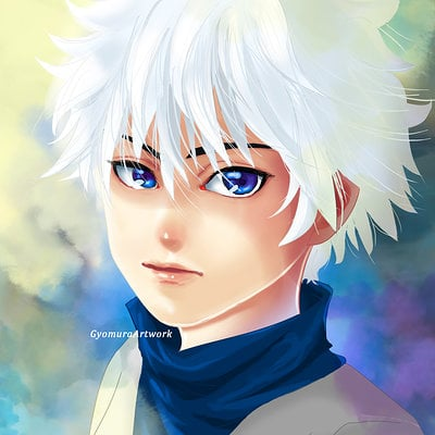 Hanh my fanart killua