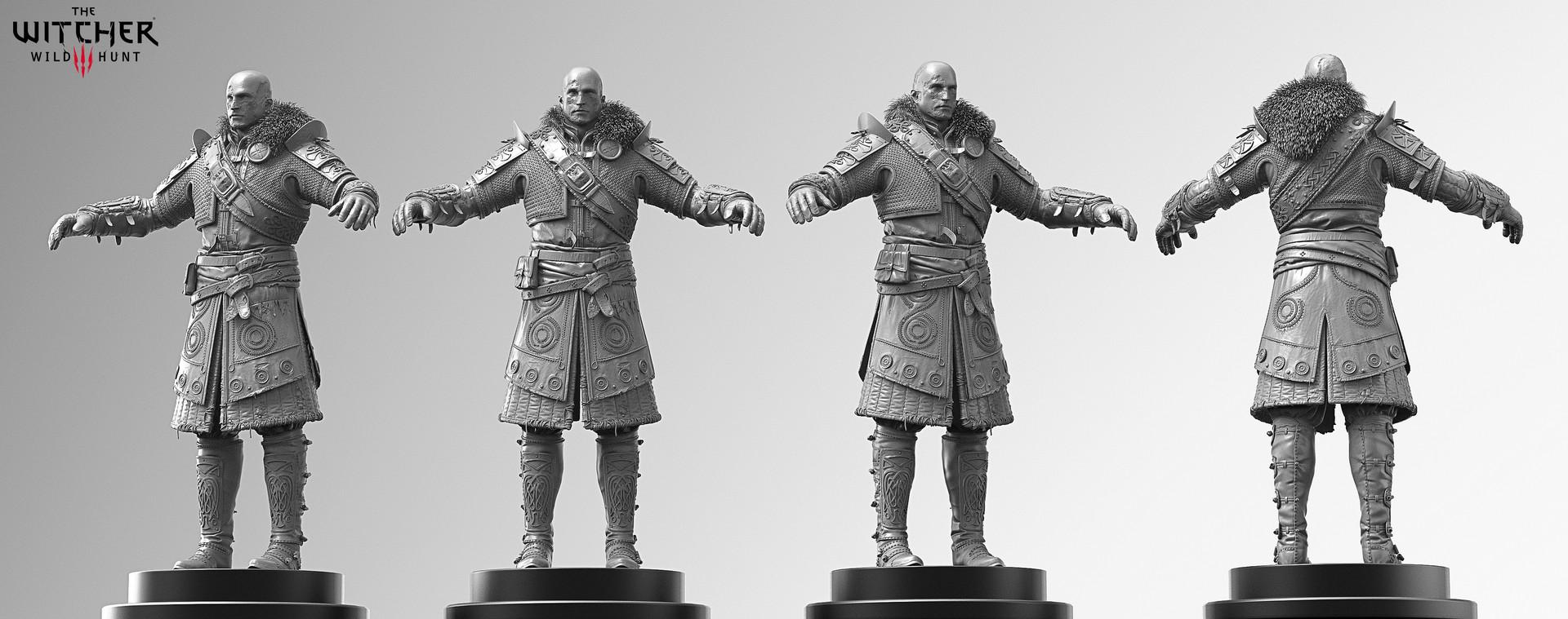 Marcin klicki skellige armor 01