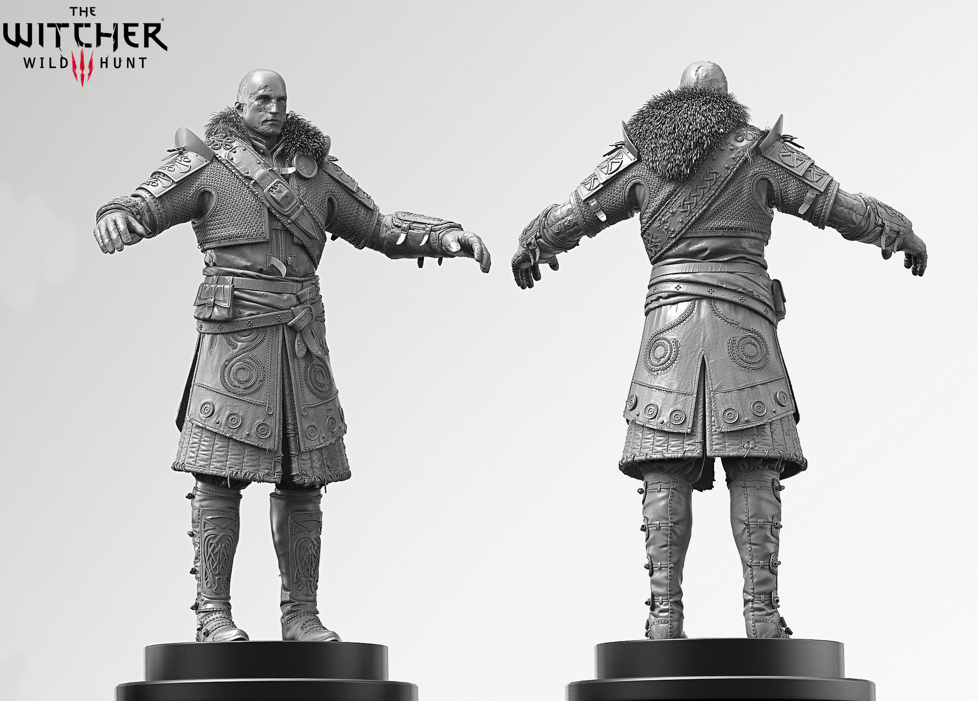 Marcin klicki skellige armor 03