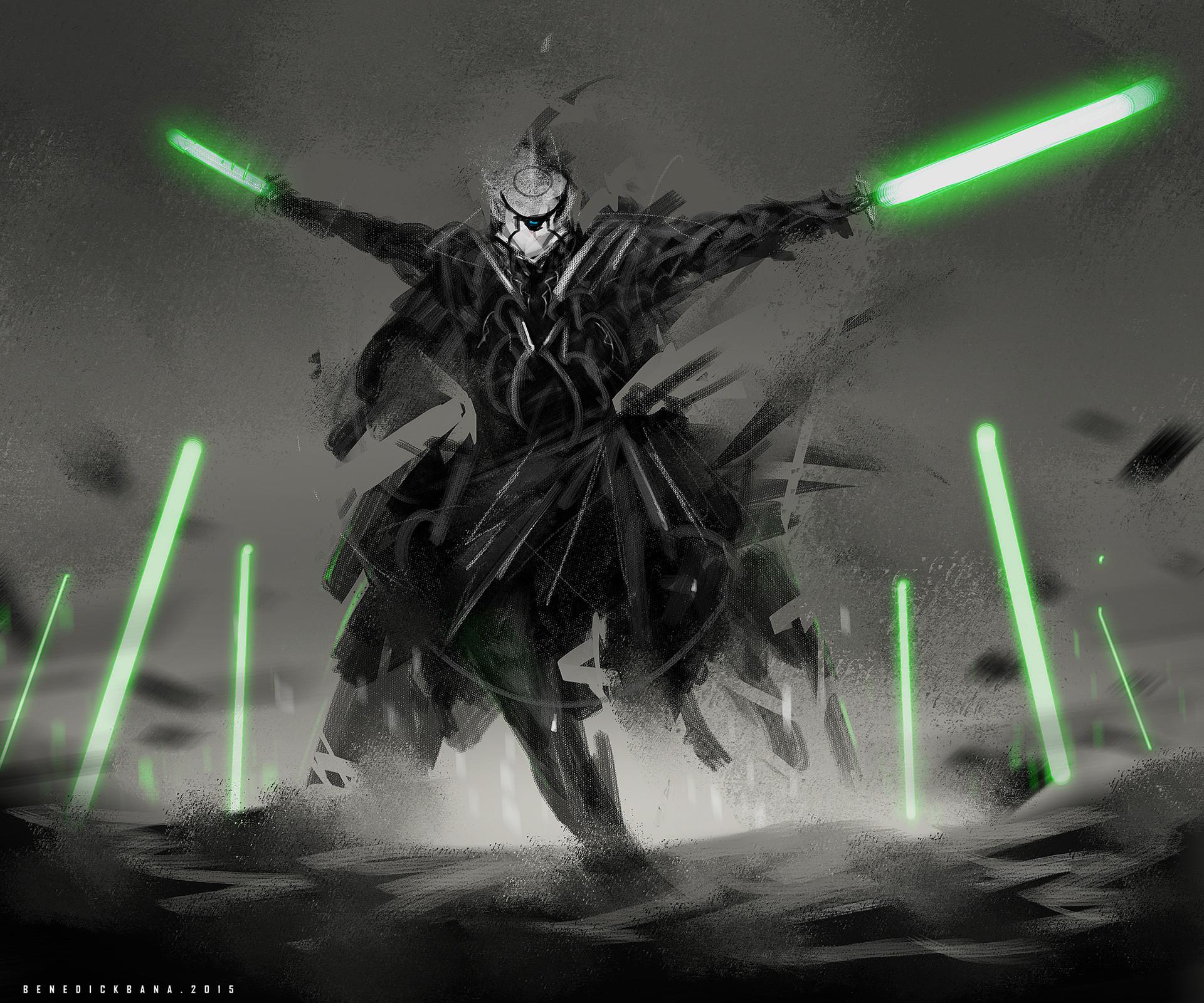 Benedick bana speedpaint swordsman final lores