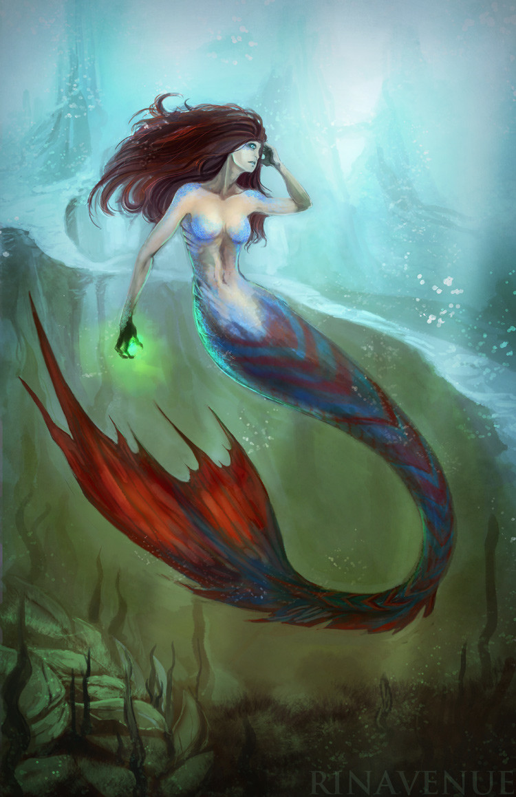 Erin murray mermaid