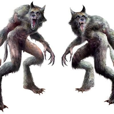 Sebastien ecosse werewolfs pinnacle seb ecosse
