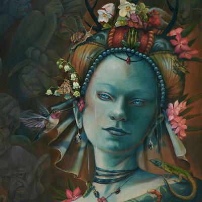 Francesca baerald the queen of the goblins by francescabaerald d6r2nce