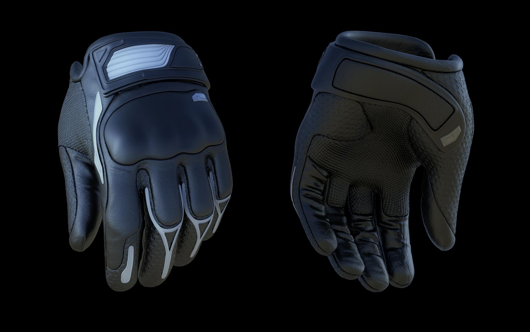 Ryan reid glove