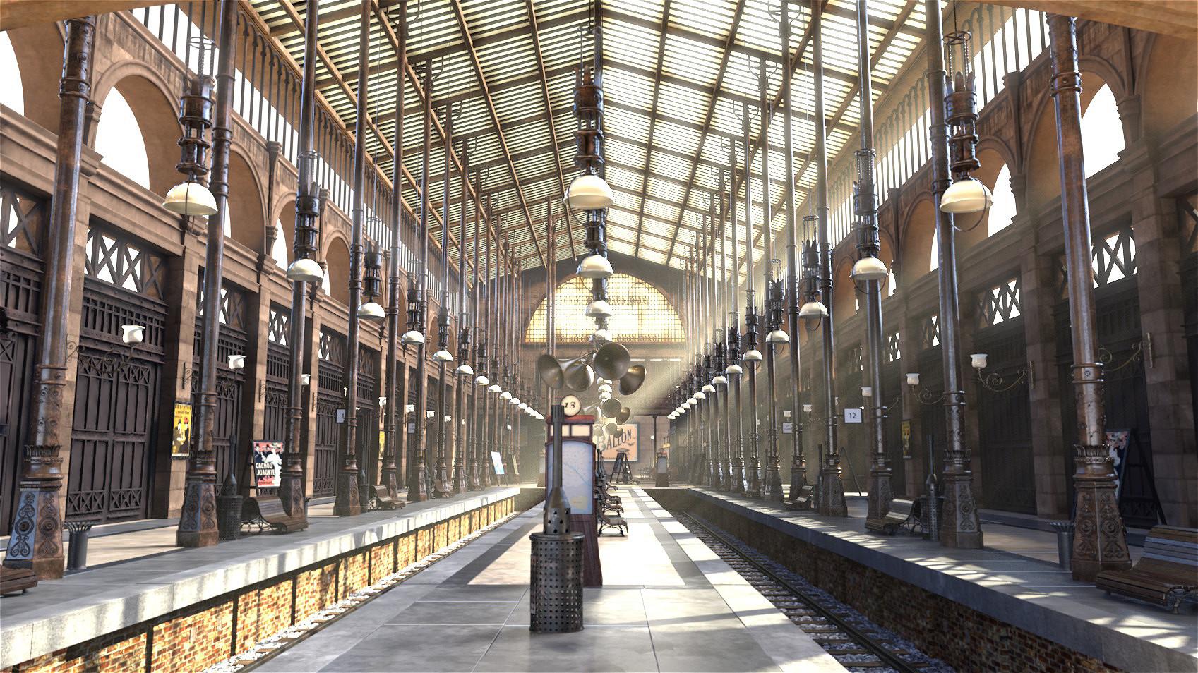 Estação Paris Gare Montparnasse