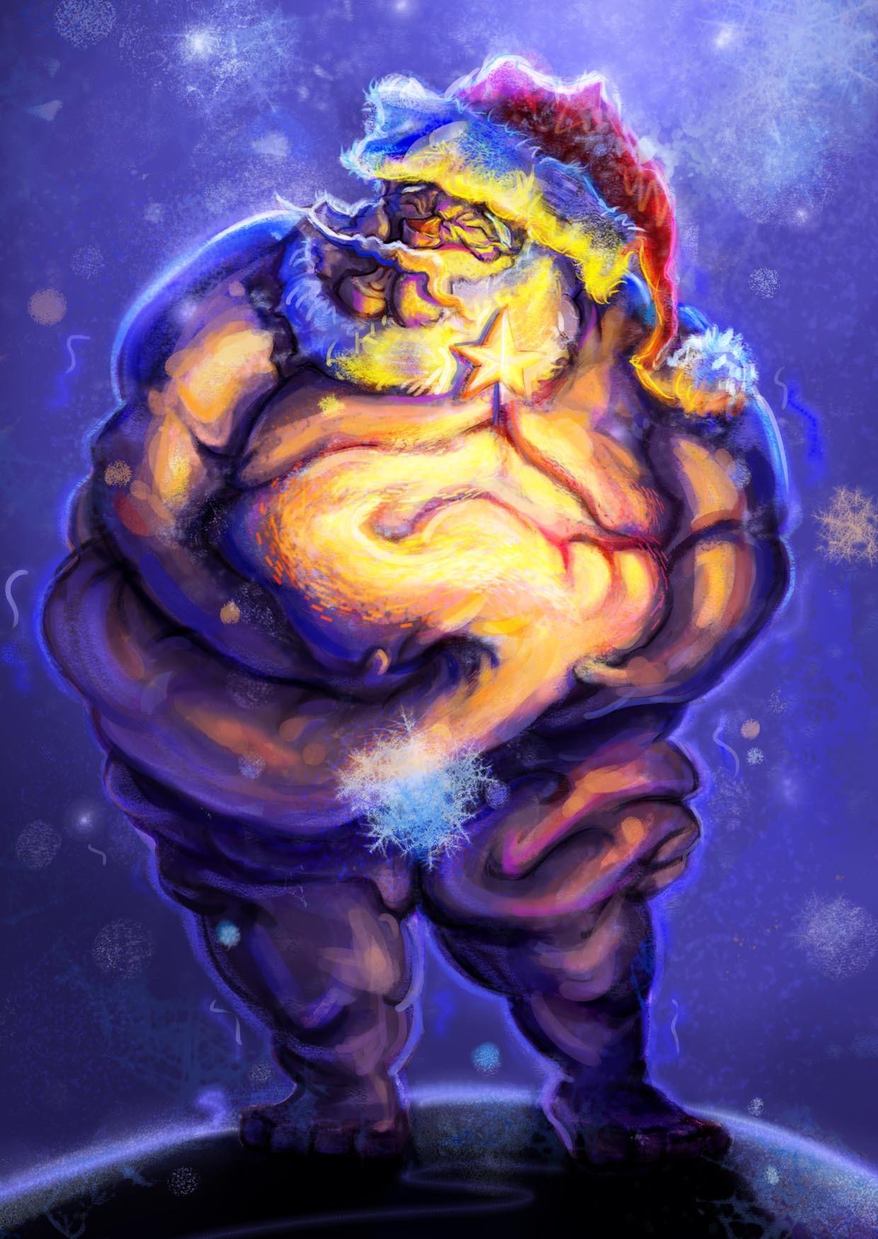 Bighead pei christmas