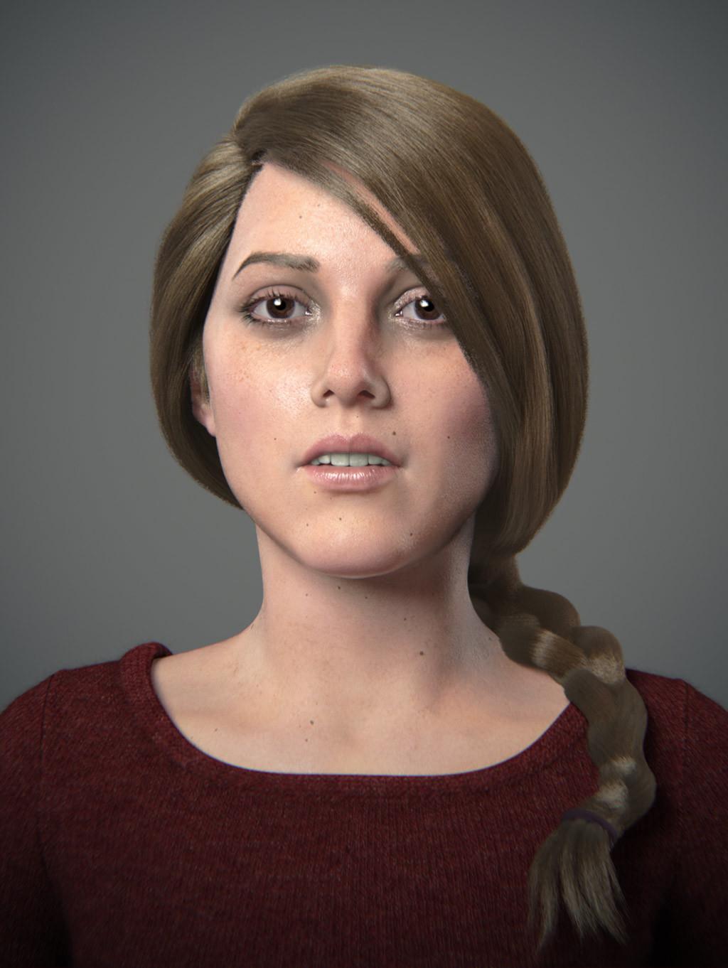 Zoltan korcsok girlportrait