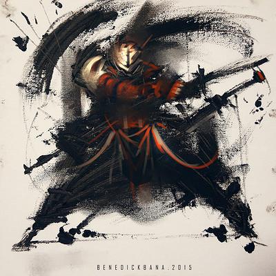 Benedick bana samurai final lores