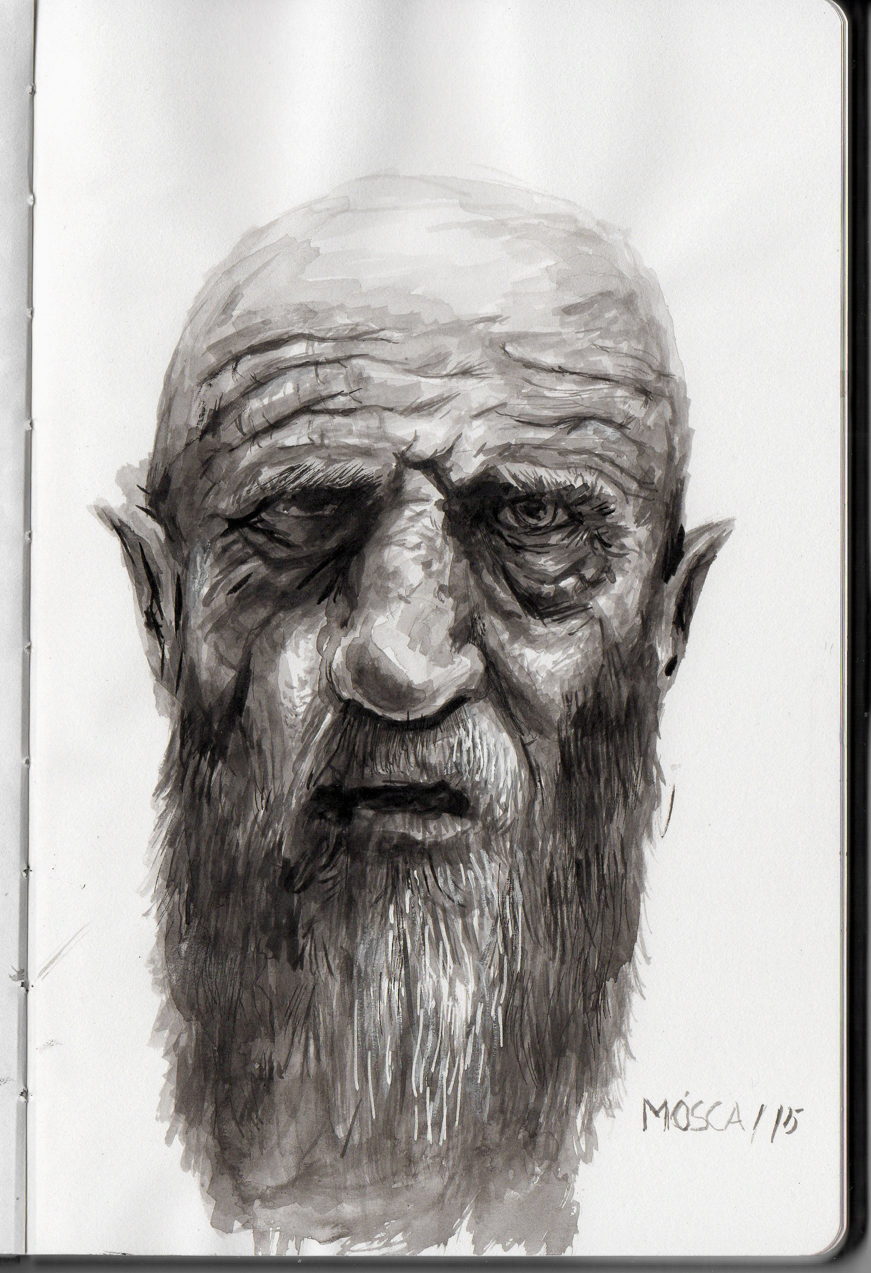 Artur mosca old man
