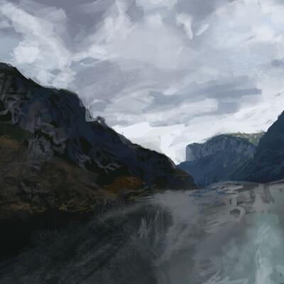 Natan rifkin norway panorama 27 july