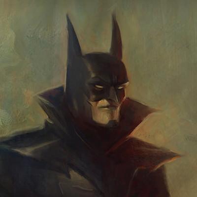 Serge birault batman 666 fan art by papaninja d7rnrap