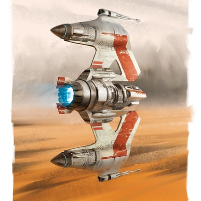 Frederic bennett e wing ship
