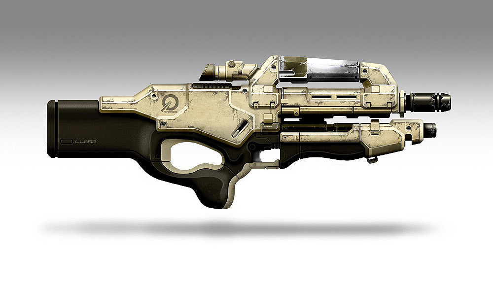 Vladyslav silchuk me2 gun m 96 mattock heavy rifle