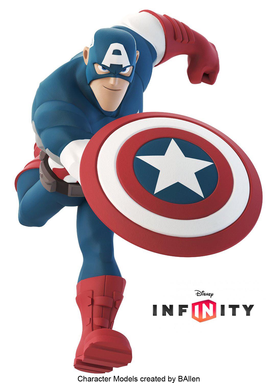 B allen captainamerica run disney infinity ballen