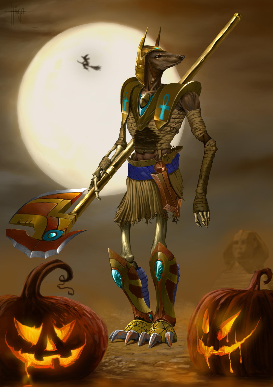 Thiago hellinger nasus hallowen15 lua