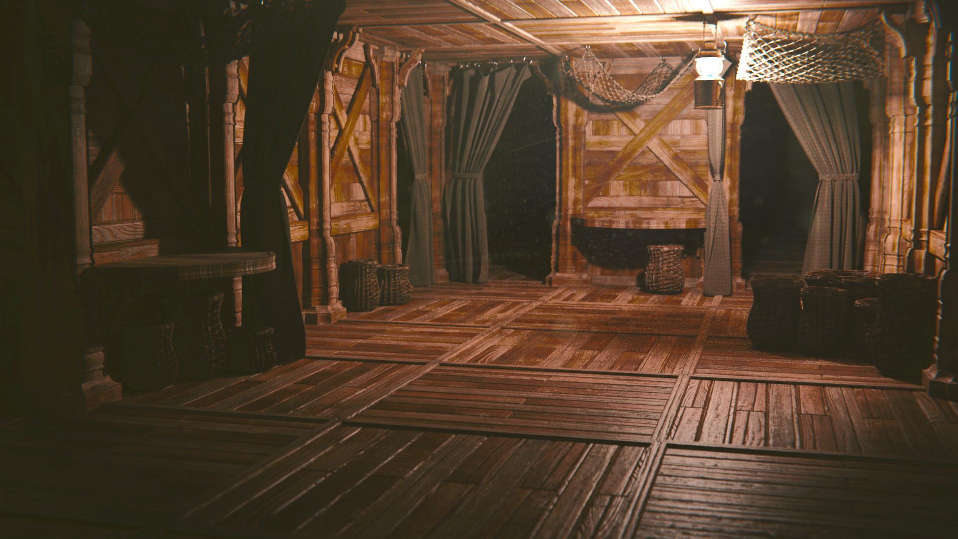 Wyatt reehill ships cabin by cynicatpro d8l5ixt 1
