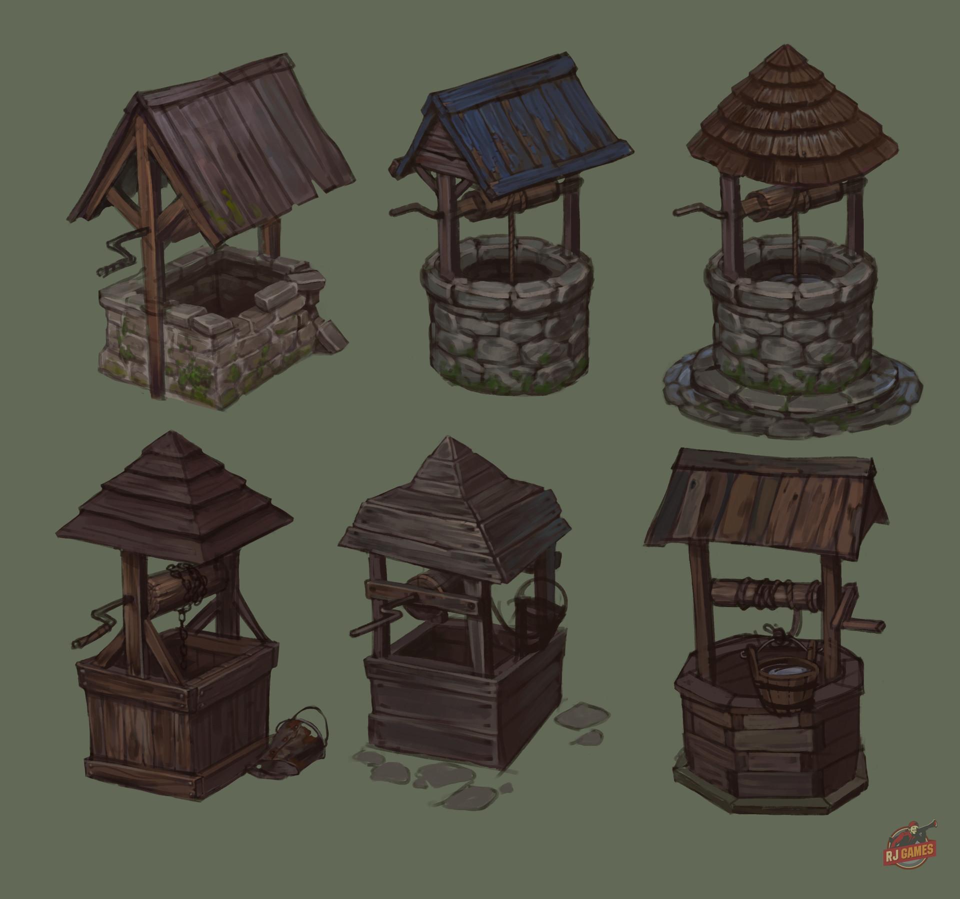 ArtStation - Entourage concepts, Alexander Bocharov