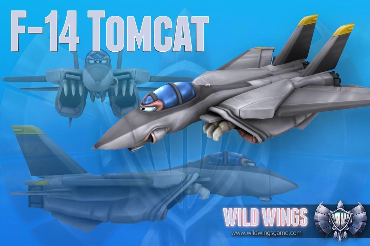 F-14 Wildwings