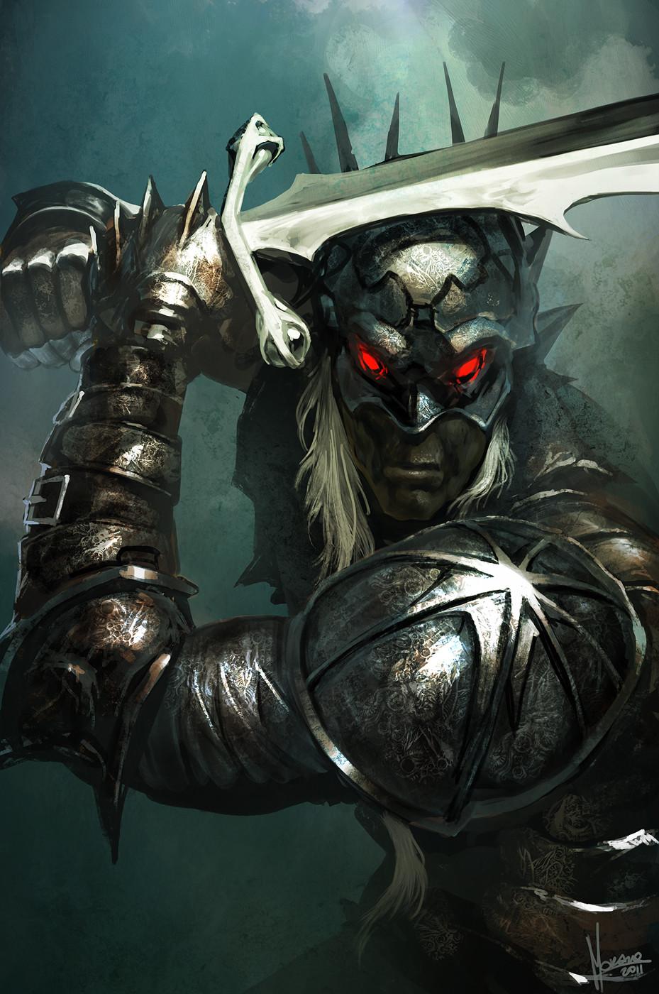 Tomasz jedruszek 140717 warrior of darkness paragon path 2