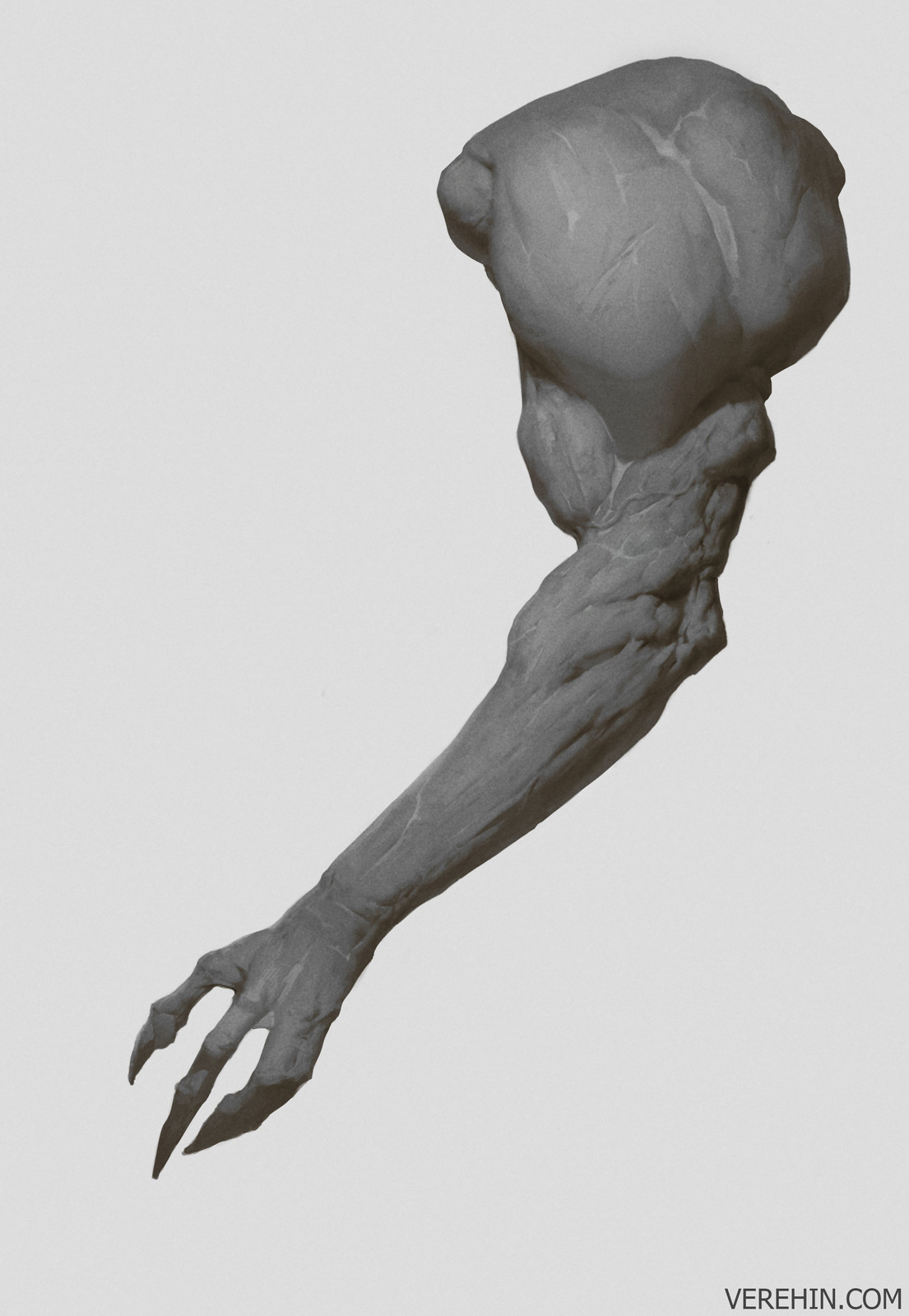Hand concept