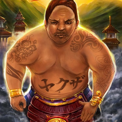 Josiah herman sumo