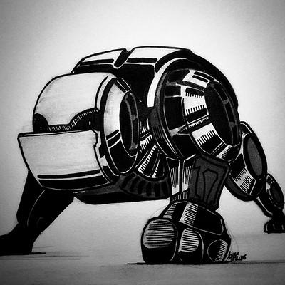 Hugo matilde cyberdog