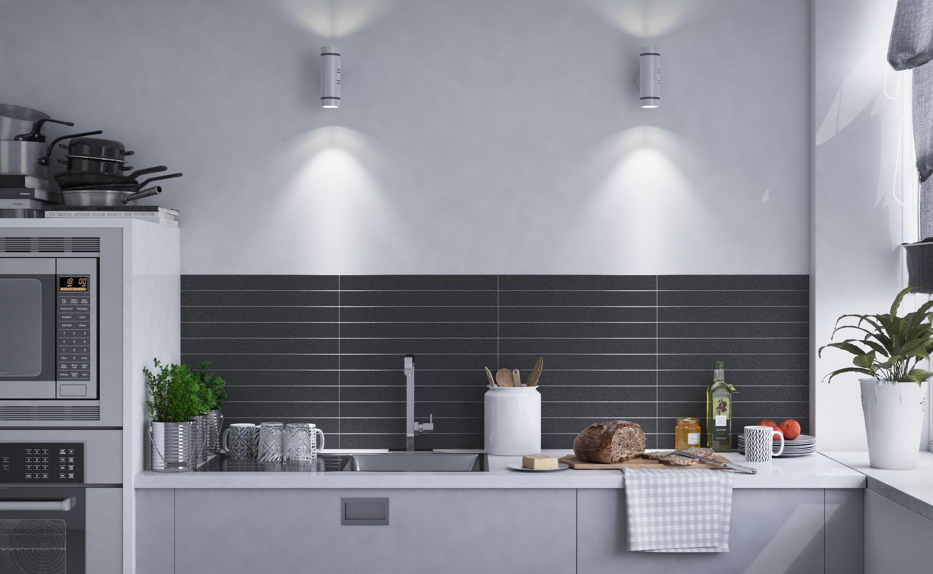 Francois bethermin grey kitchen