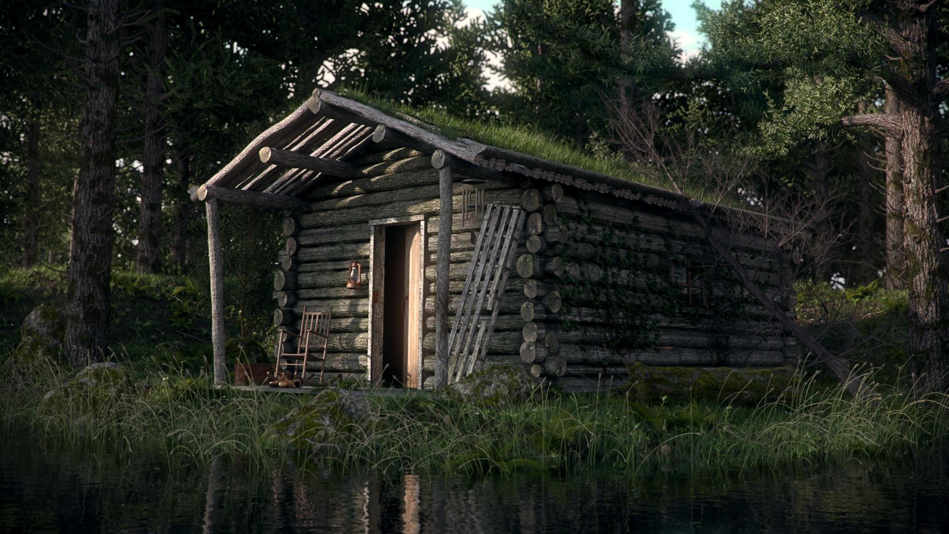 Andrew price cabin