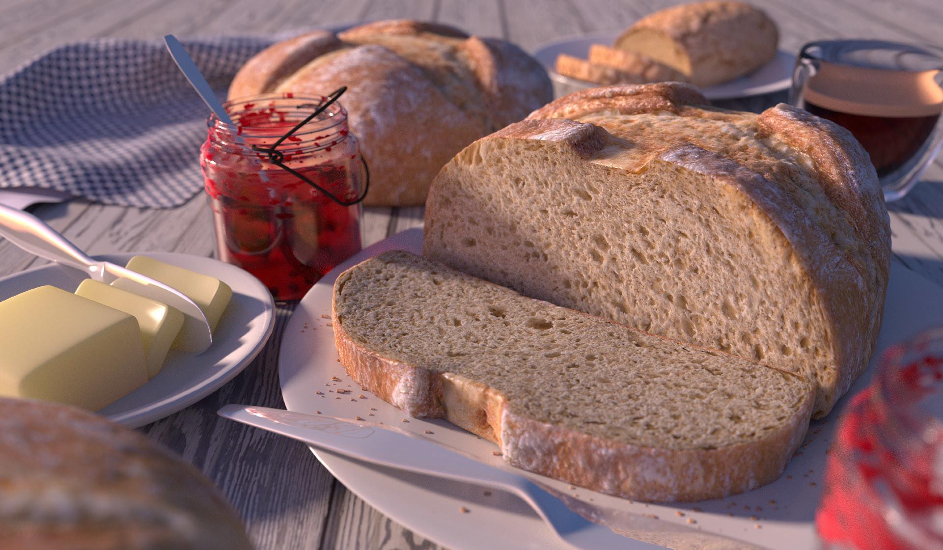 Andrew price bread massive downscaled