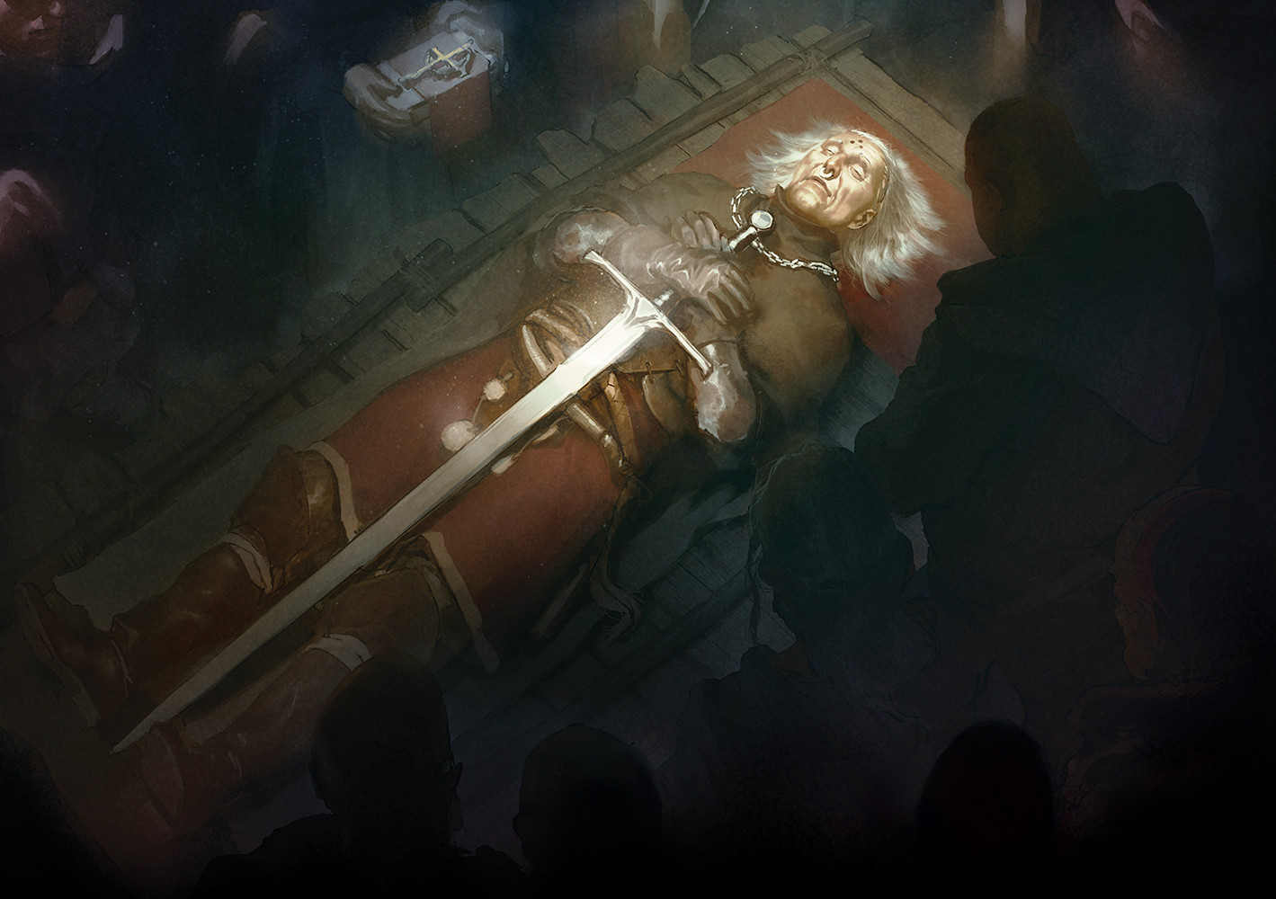 Sixmorevodka studio burial