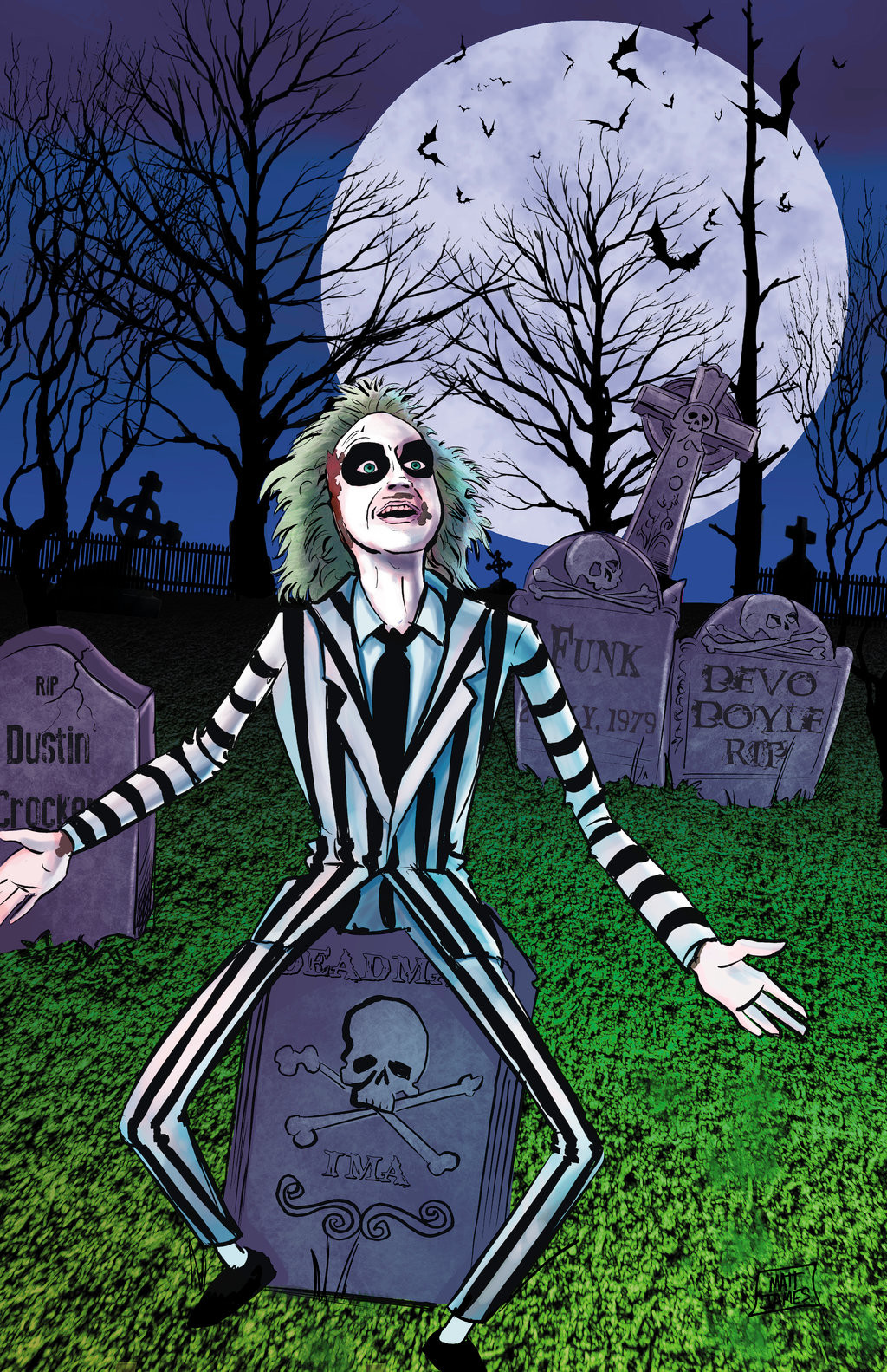 Matt james beetlejuice by mattjamescomicarts d9d8cd3