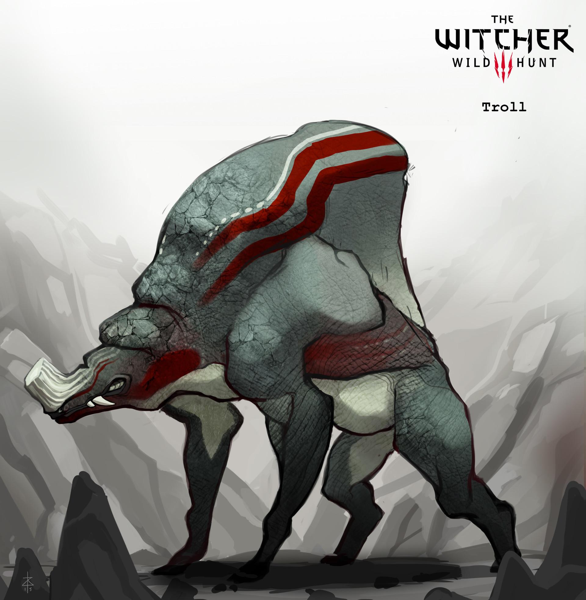 Devourer Witcher