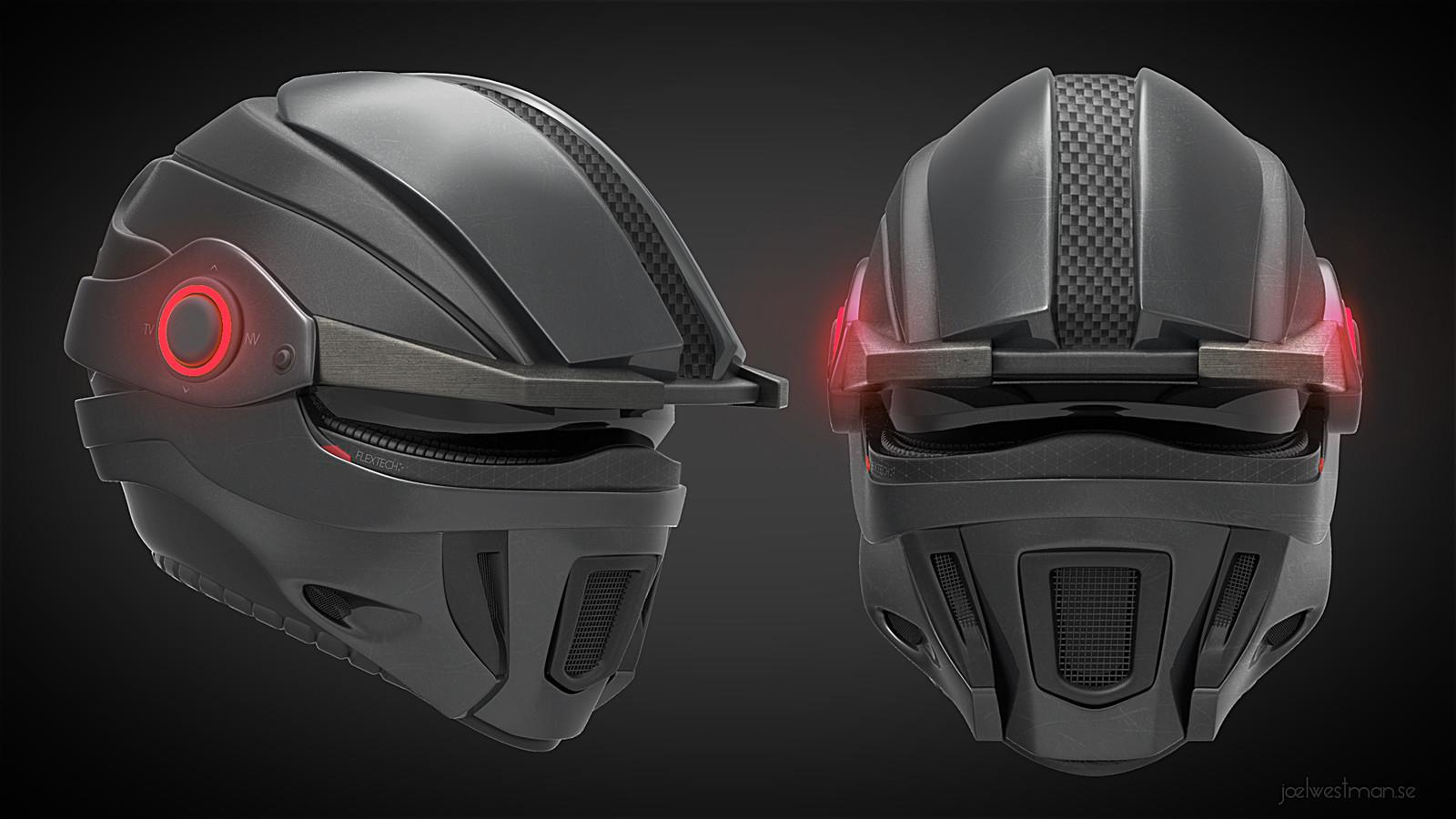 BEAST - Helmet Design