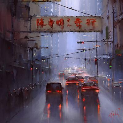 Yi fan hongkongfinish