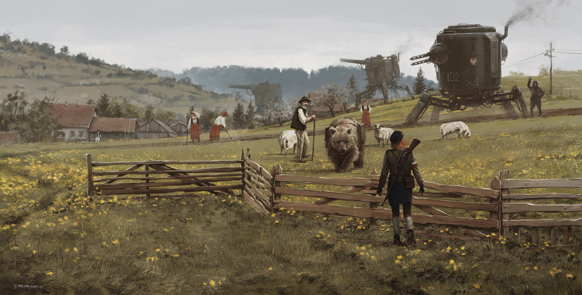 Jakub rozalski balanced workforce18102015 s