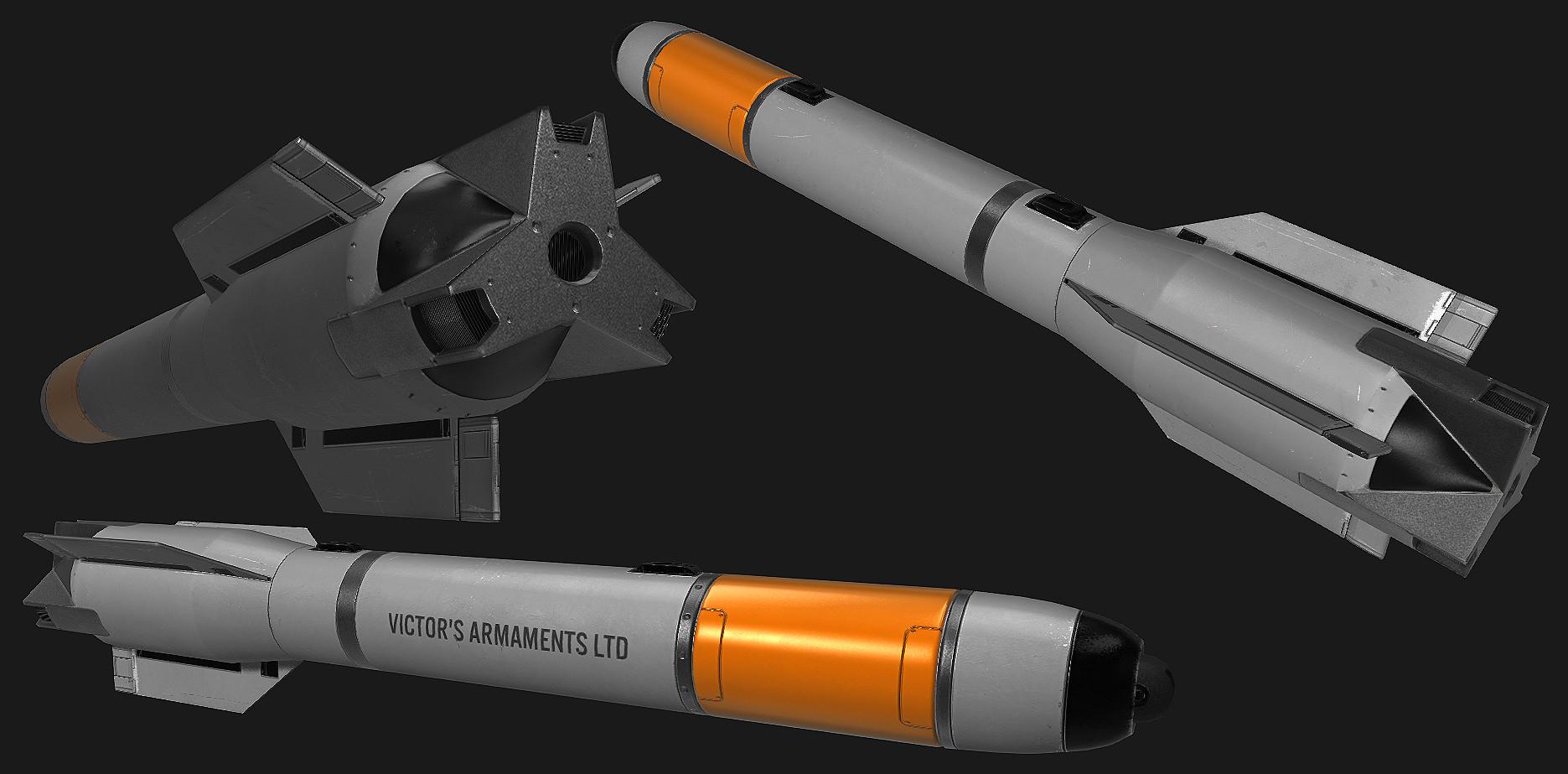 Ben bickle missile wip5