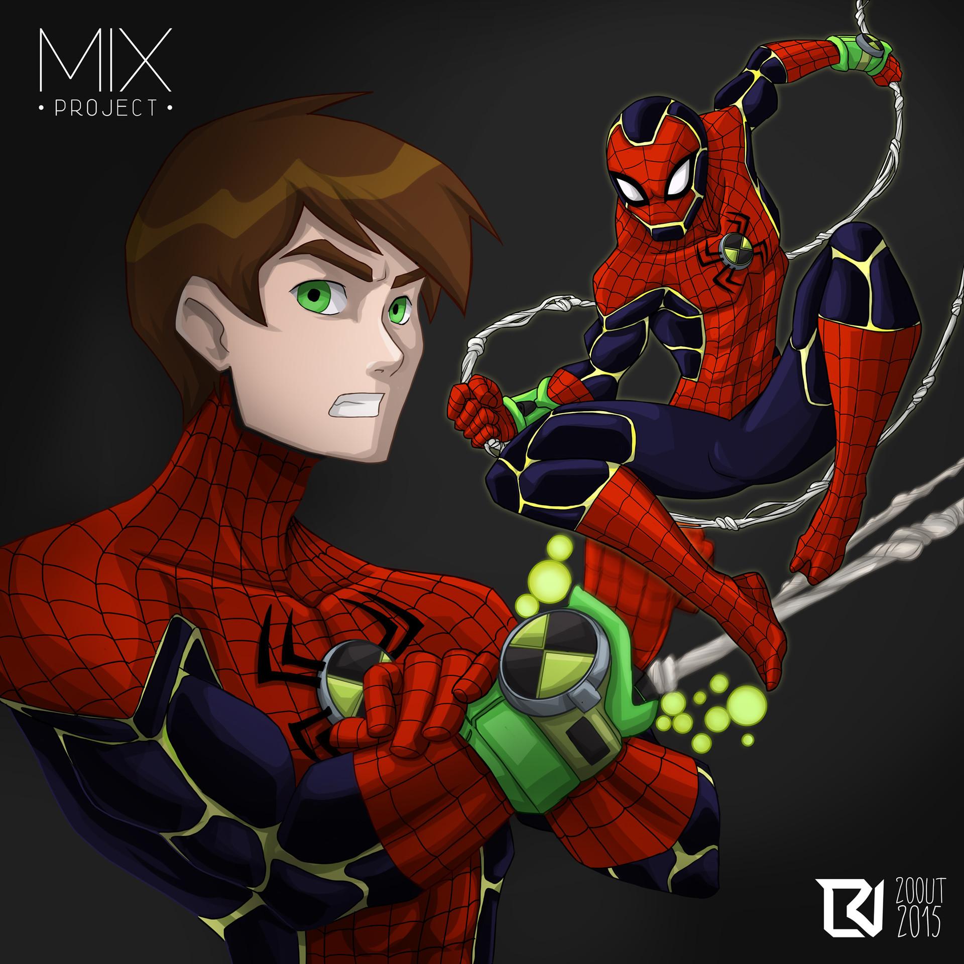 Luiz raffaello ben spider