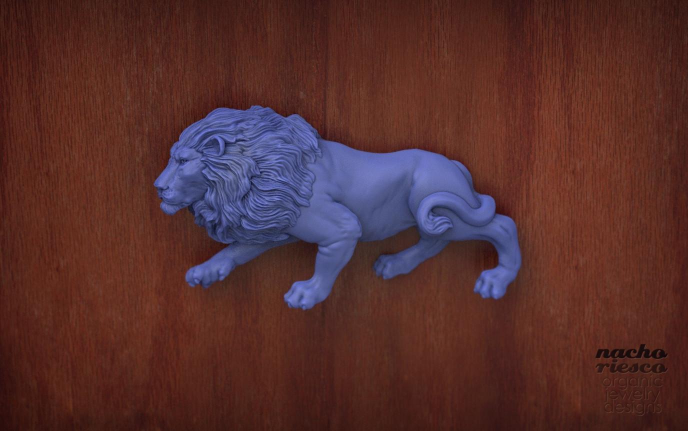 Nacho riesco gostanza render leon 1b