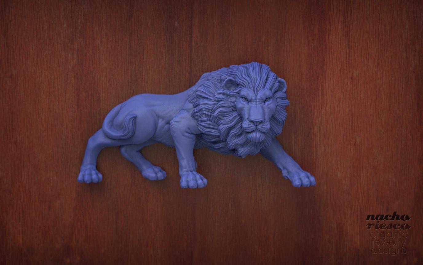 Nacho riesco gostanza render leon 3b