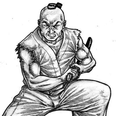 Gustavo melo 20140128 samurai055